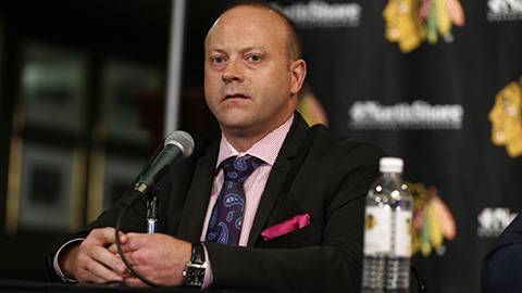 GM Stan Bowman
